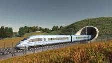 Three bids shortlisted to run HS2