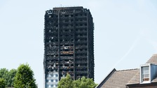 Grenfell Tower: Tests show three tower blocks have 'combustible cladding'
