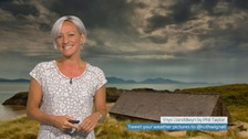 Wales weather: All change!