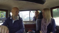 Kylie Pentelow, Michael and Emily Eavis