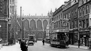 Could trams be brought back to Bath?