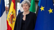May to outline plans to protect rights of EU citizens and expats