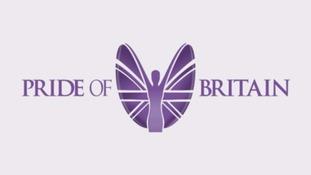 Daily Mirror Pride of Britain: Nominations open