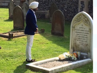 Duleep Singh was, say the filmmakers, among the first leaders in India's fight against British rule.