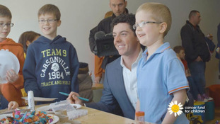 McIlroy Foundation backs cancer charity expansion plans