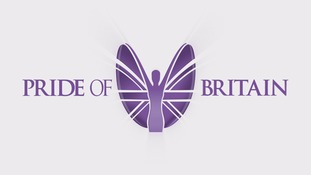 Nominations open for ITV Fundraiser of the Year Pride of Britain Award