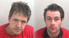 Two Essex men jailed for village store armed robbery