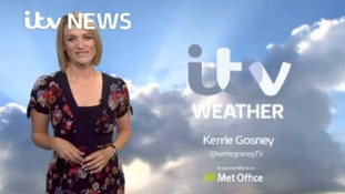 Weather with Kerrie - Towards the weekend