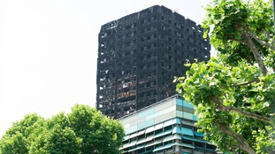 Sprinklers will be fitted in all tower blocks following the Grenfell disaster.