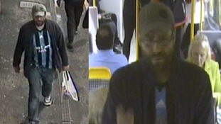 British Transport Police want to speak to this man.