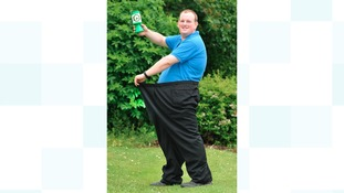 Weight loss champion on track for Blaydon Races
