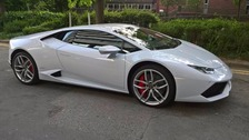 Supercab! - Lamborghini given taxi licence in Lincoln