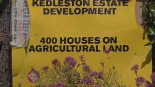 Campaigners a step closer to keeping land green