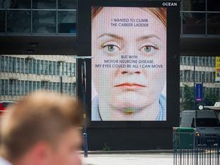 Gemma poster in Birmingham