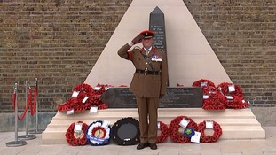 African and Caribbean service in world wars recognised