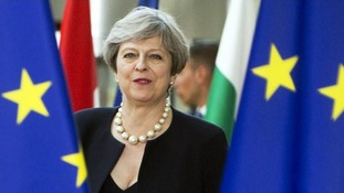Theresa May outlines plans on status of EU nationals living in UK post-Brexit