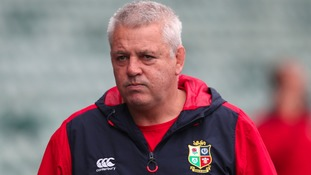 Gatland: picking Wyn Jones over Itoje was a toss of a coin