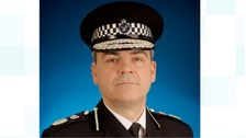 The Chief Constable of West Midlands Police, Dave Thompson