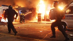 Police cuts 'threaten ability to tackle riots'