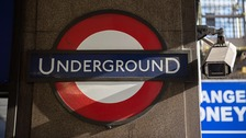 Magnetic wands help tackle superbugs on the Tube