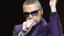 George Michael fans pay tribute to singer