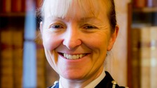 Chief Constable Dee Collins