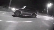 Dash-cam footage of drink driver moments before fatal crash