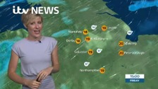 East Midlands Weather: Cloudy with rain likely
