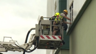 Cladding on three Plymouth tower blocks to be removed 'as soon as possible'