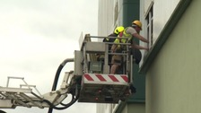 Plymouth tower block cladding to be removed