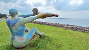 Morecambe Bay by Kieran Gogarty