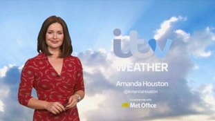 Rain moving south, becoming dry in the north