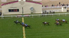 Caravaggio winning the Commonwealth Cup at Royal Ascot means a punter from Dunstable fails to win a £1m bet.