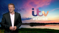Simon has the latest weather