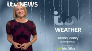 Weekend weather with Kerrie