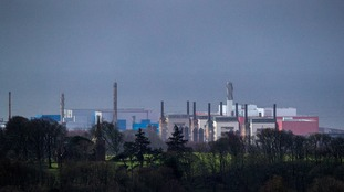 Sellafield nuclear power plant