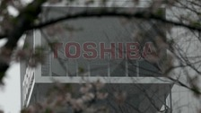 Toshiba could register a £7billion loss