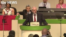 Corbyn blames austerity for Grenfell Tower tragedy
