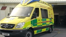 Merging ambulance and fire services could save £600,000
