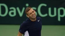 Tennis star Dan Evans confirms positive cocaine test