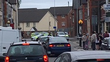 Reports of armed officers in Cardiff police incident