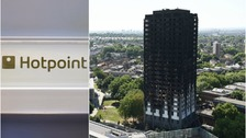 Peterborough based Hotpoint express sorrow after fridge caused Grenfell fire