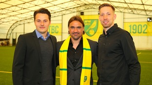 Norwich City appoint German duo to backroom staff