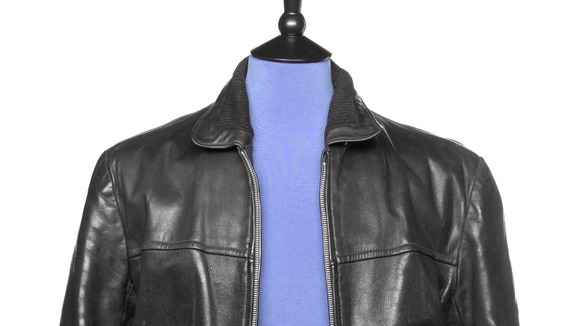 George Harrison's leather jacket