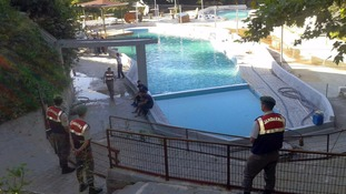 Five 'electrocuted at Turkey water park'