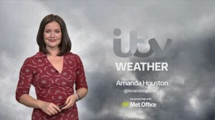 Changeable conditions this weekend