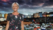 Wales Weather: A dreary night!