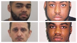 Second drugs gang sentenced to 21 years in prison