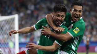 Confed Cup: Watch Mexico v Russia live here