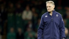 Joe Schmidt's side won the second test.